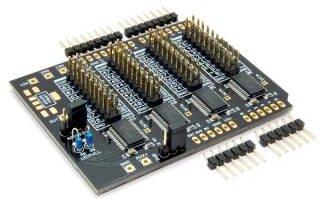 Arduino Shield List: macetech Centipede Shield